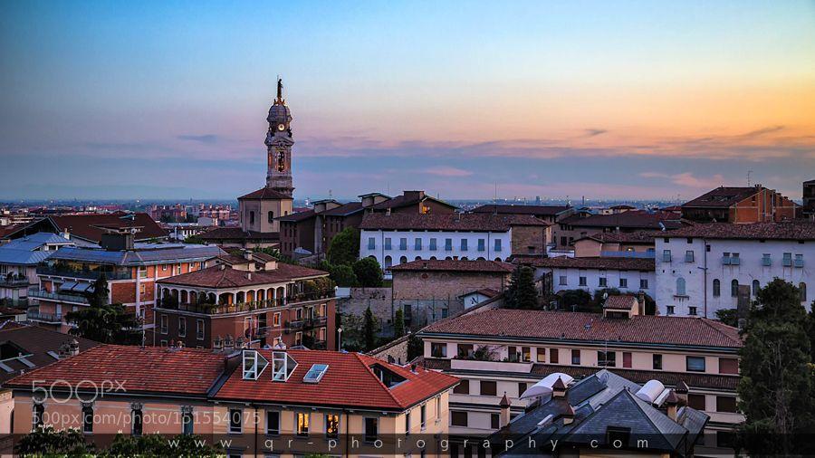 Popular on 500px : Bergamo IT by QRphotography