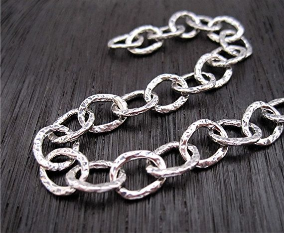 Artisan Handcrafted Textured Sterling Silver by VDIJewelryFindings