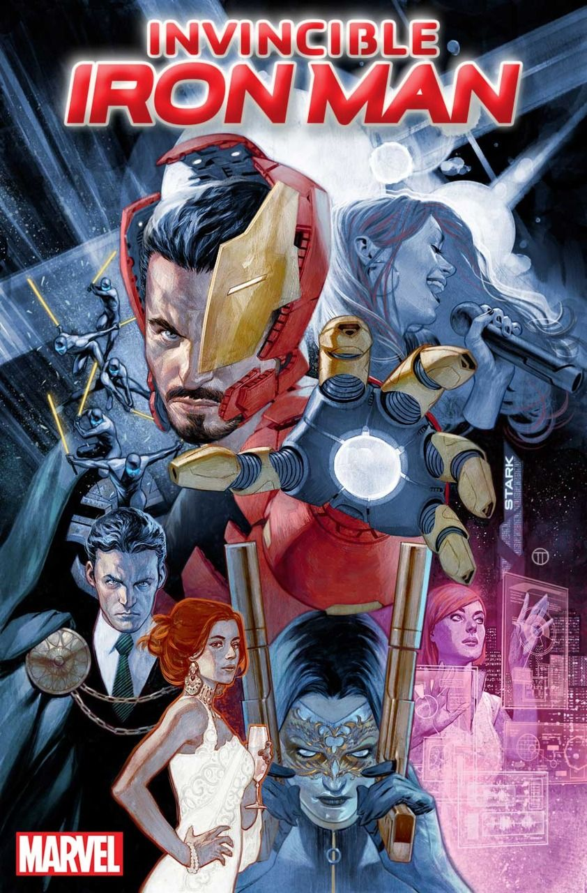 Tony Stark Faces New Threats in INVINCIBLE IRON MAN #6 First Look - Comic Vine