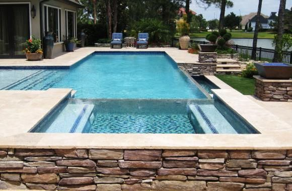 This Local Company Offers Swimming Pool Maintenance Services They Also Do Pool Repairs Chemical Ba Residential Pool Swimming Pool Maintenance Pool Renovation