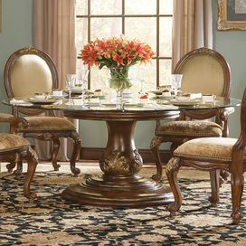 Add An Ornate Touch To Your Eat In Kitchen Or Dining Room With