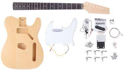 Harley Benton Electric Guitar Kit T Style Music Pinterest