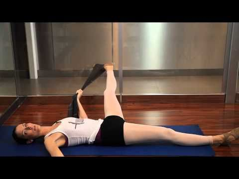 dance stretching exercise  dance  ballet conditioning