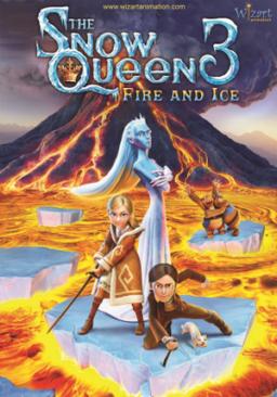 Karlar Kraliçesi 3 Ateş ve Buz Full izle