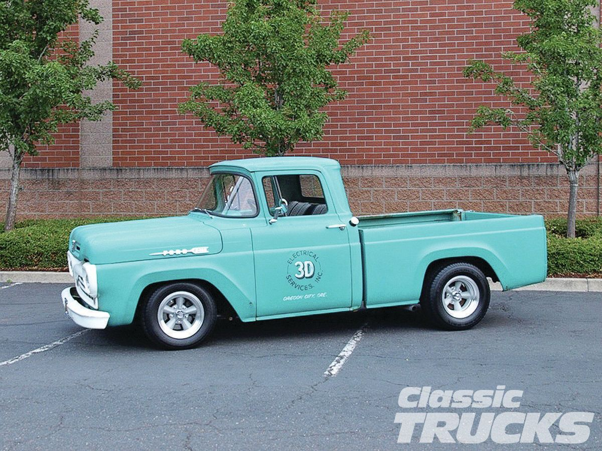 1960 ford truck Google Search Classic ford trucks