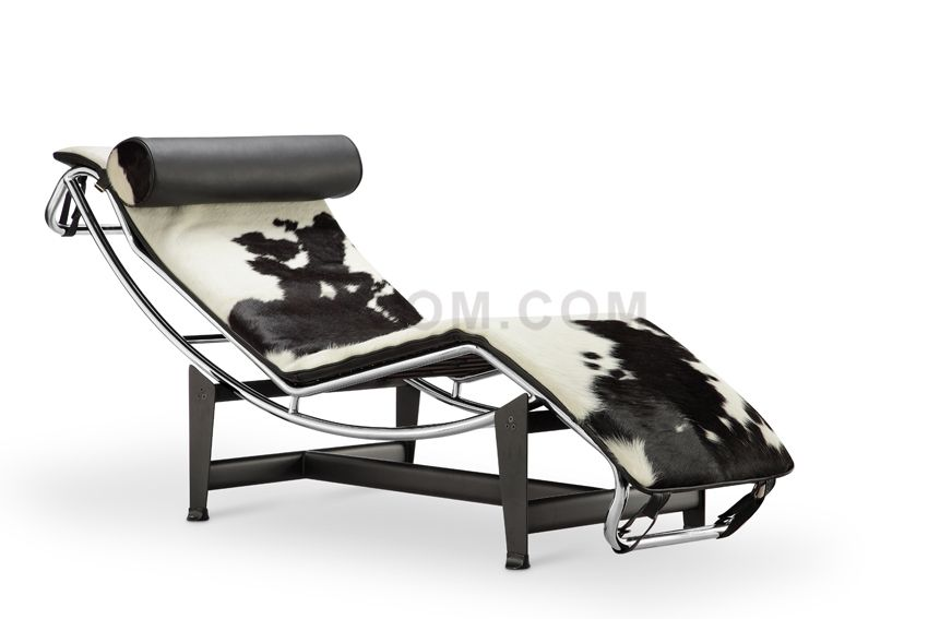 Design Le Corbusier LC4 Lounge Chair Relax Machine Classic Replica Furniture