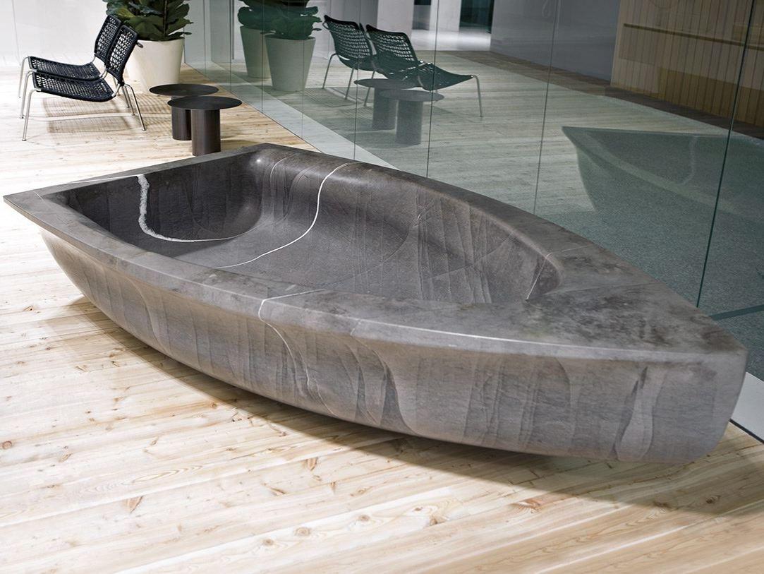 Vasca Da Bagno In Pietra : Vasca da bagno scegli il modello che fa per te arredamento d