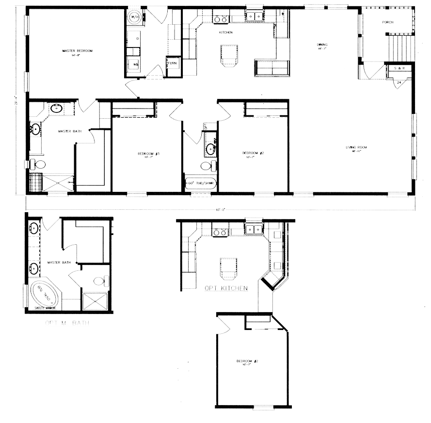Nice EVANS And EVANS HOMES   Floor Plans I Like This One. Just Make It 30x60