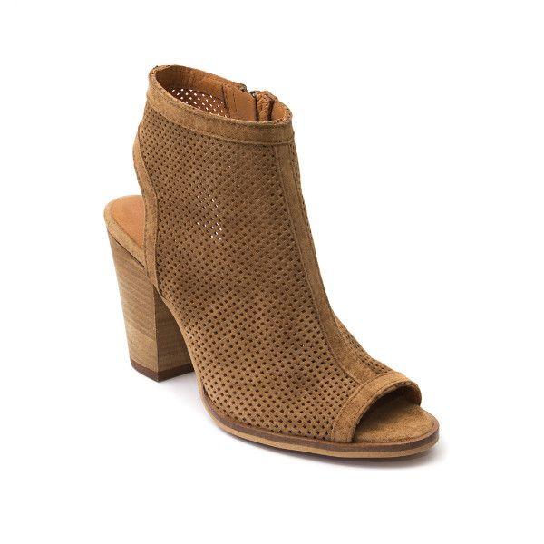 diseño exquisito en venta zapatos para baratas BOTIN ABIERTO PUNTERA Y TALON ALPE Botines Mujer ...
