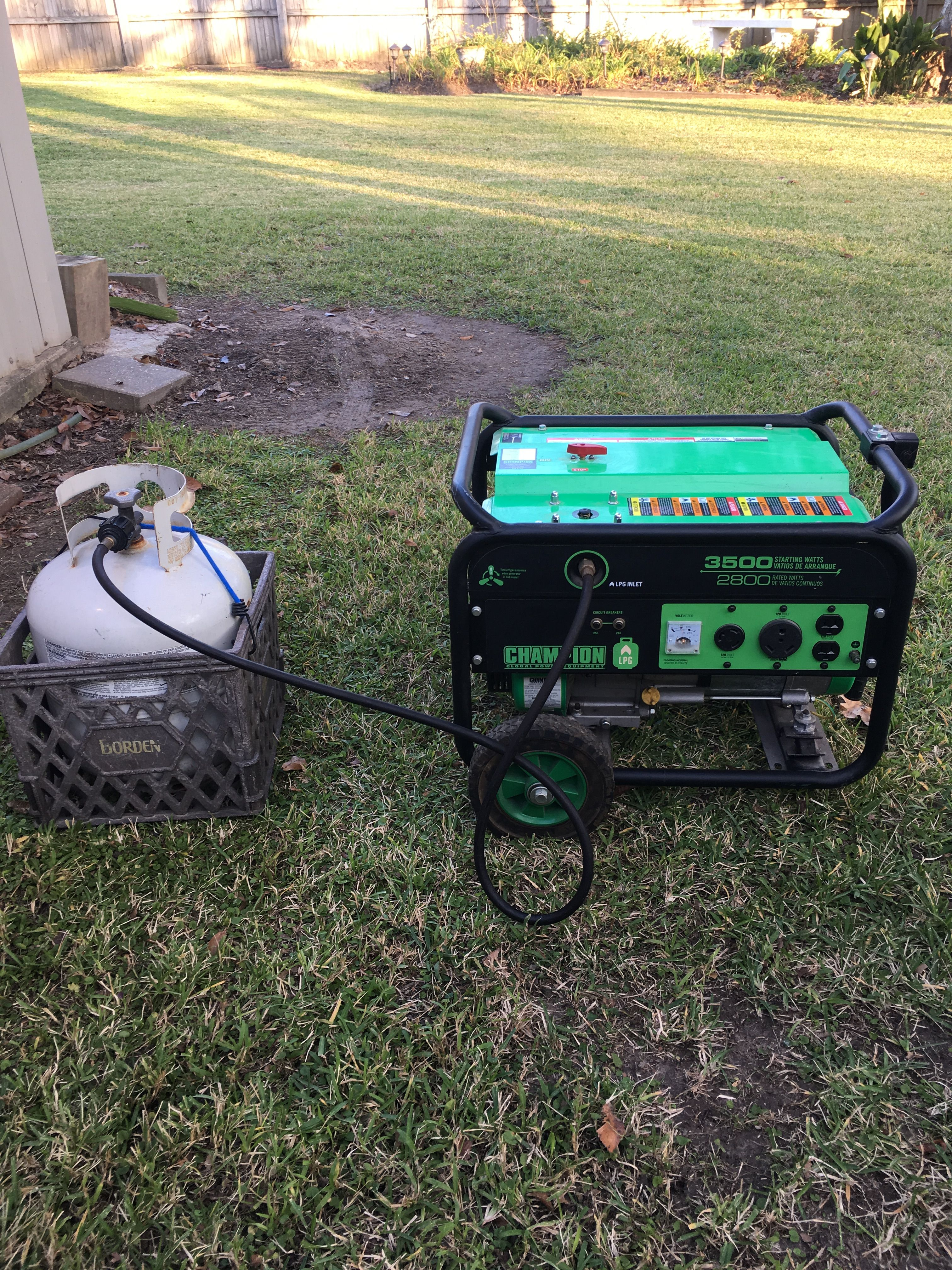 Propane Generator Always Get Asked How Long A Propane Tank Will