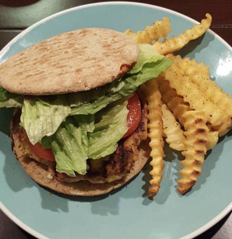 recipe: weight watchers chicken burgers nutrition [30]