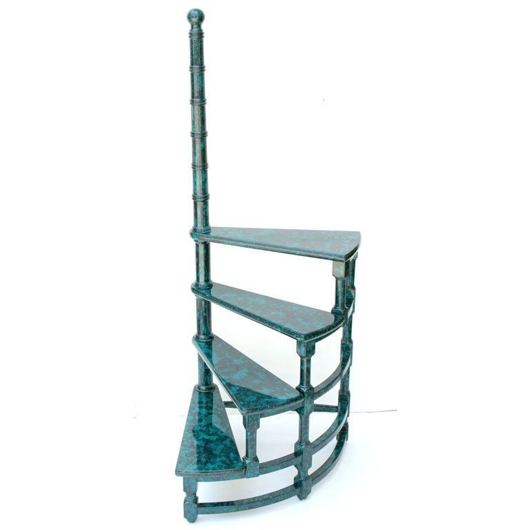 Italian Library Ladder Italy 1960s Italian Library Ladder With New