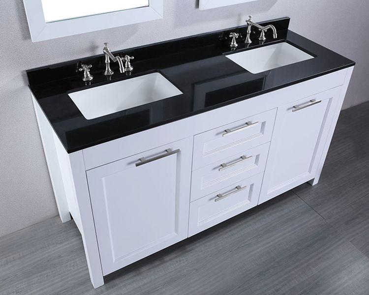48 Inch Bathroom Vanity Double Sink Large Sized 48 Inch Bathroom