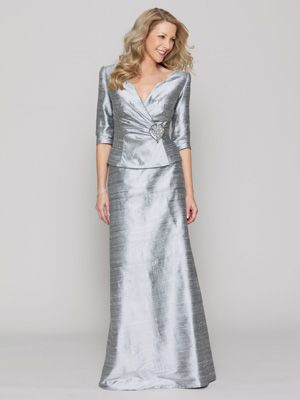 Conservative Mother Of The Bride Dress
