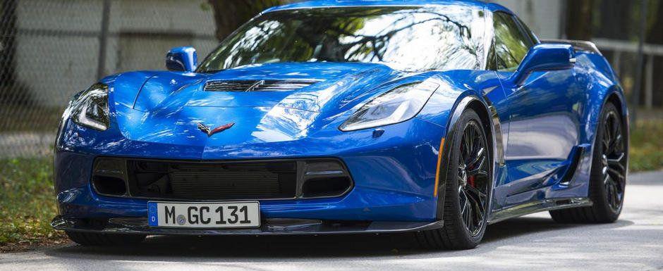 Urmatorul Corvette Z06 ofera 730 CP in schimbul a numai... 2.990 euro