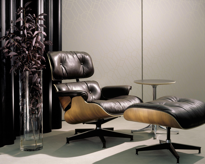 Fauteuil Lounge De Charles Et Ray Eames Pour Herman Miller Charles - Fauteuil lounge eames