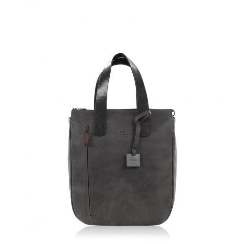 Bags LUKE - SMALL - DARK BLACK/BLACK - C