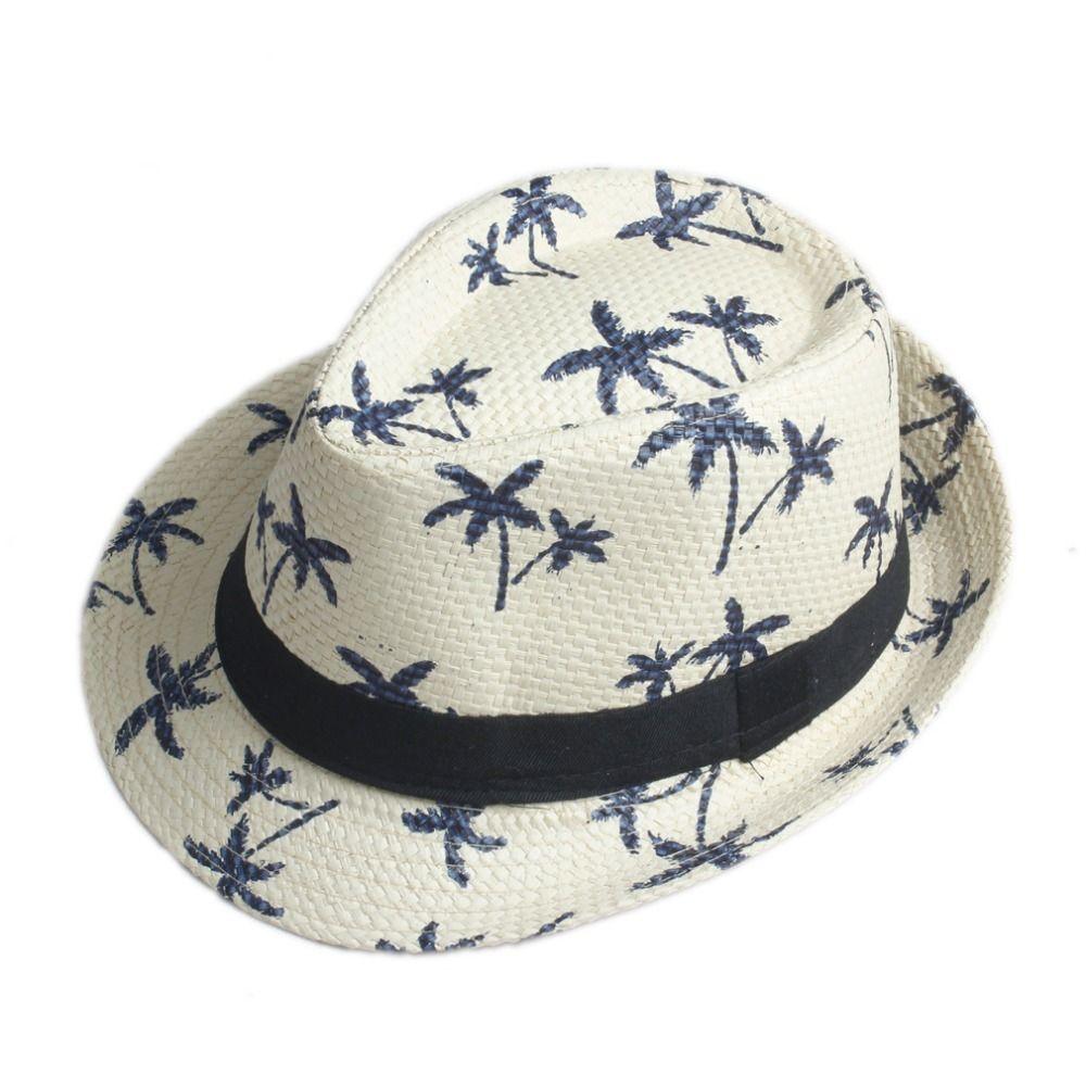4f6417703d1 Click to Buy    10 Color Children Summer straw Sun hat kids Boho ...