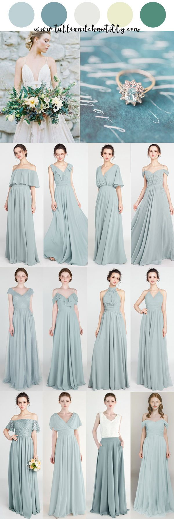 Long Short Bridesmaid Dresses 79 149 Size 0 30 And 50 Colors Silver Bridesmaid Dresses Sage Bridesmaid Dresses Rustic Bridesmaid Dresses