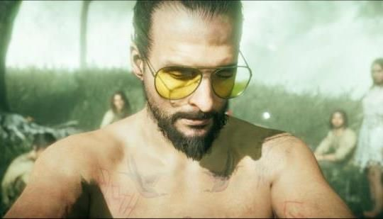 Joseph Seed Is Far Cry S Best Villain Yet Joseph Seed The