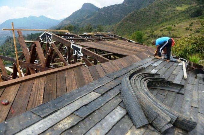 Každá pneumatika dve pneumatiky - dostať sa z domu! - BuildGuide.info