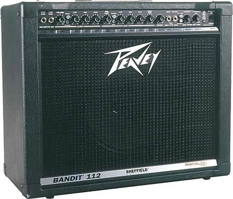Peavey Bandit 112 a great strait amp. Super clean or powerful ...