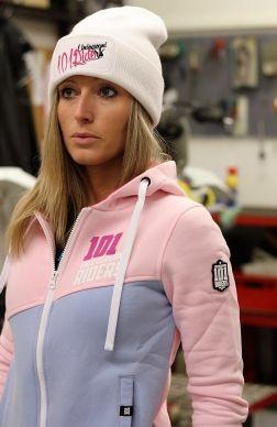 Freya zip hood girls - 101 Boutique