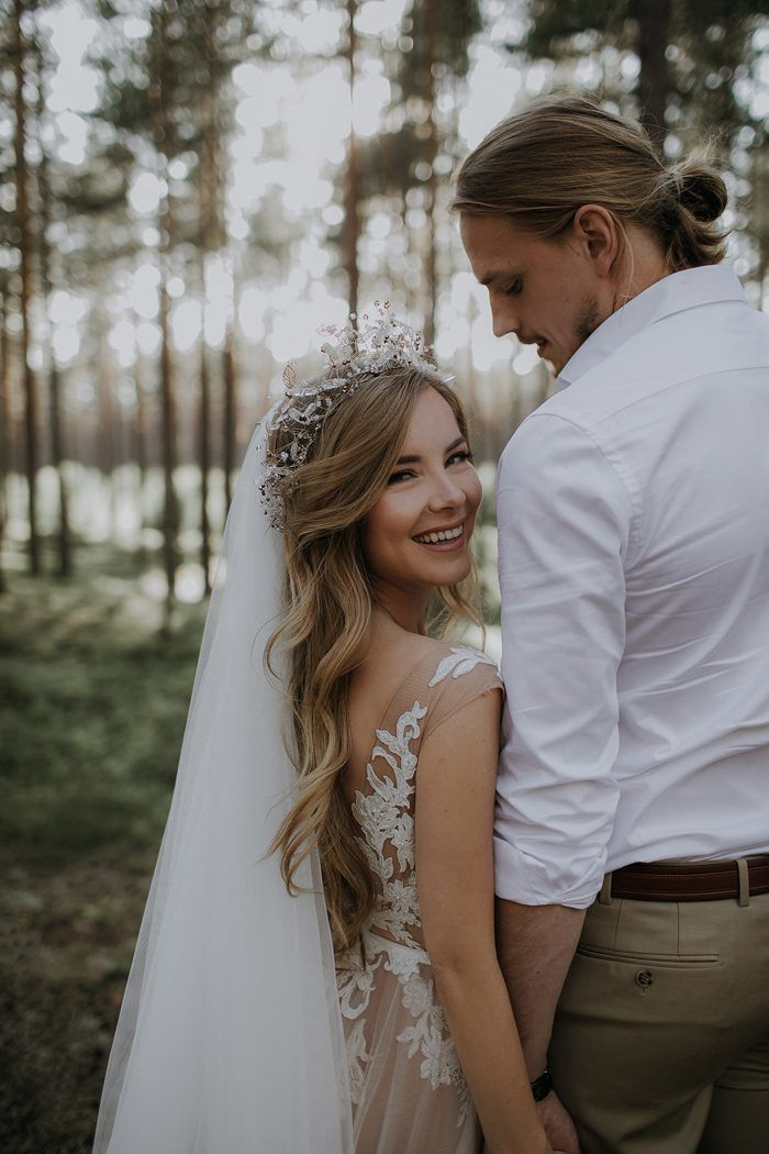 Photo of This fairytale wedding at Liepupe Manor is what dreams are made of. Wedding couple – wedding ideas – wedding