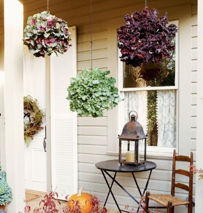 30+ Amazing Fall Container Garden For Front Porch Ideas is part of Container garden Porch - Do you have a container garden  Container gardens are friendly for porches, patios and decks where you don't have a […]