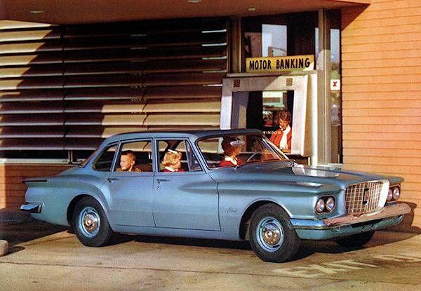 1960 Valiant By Chrysler Biler