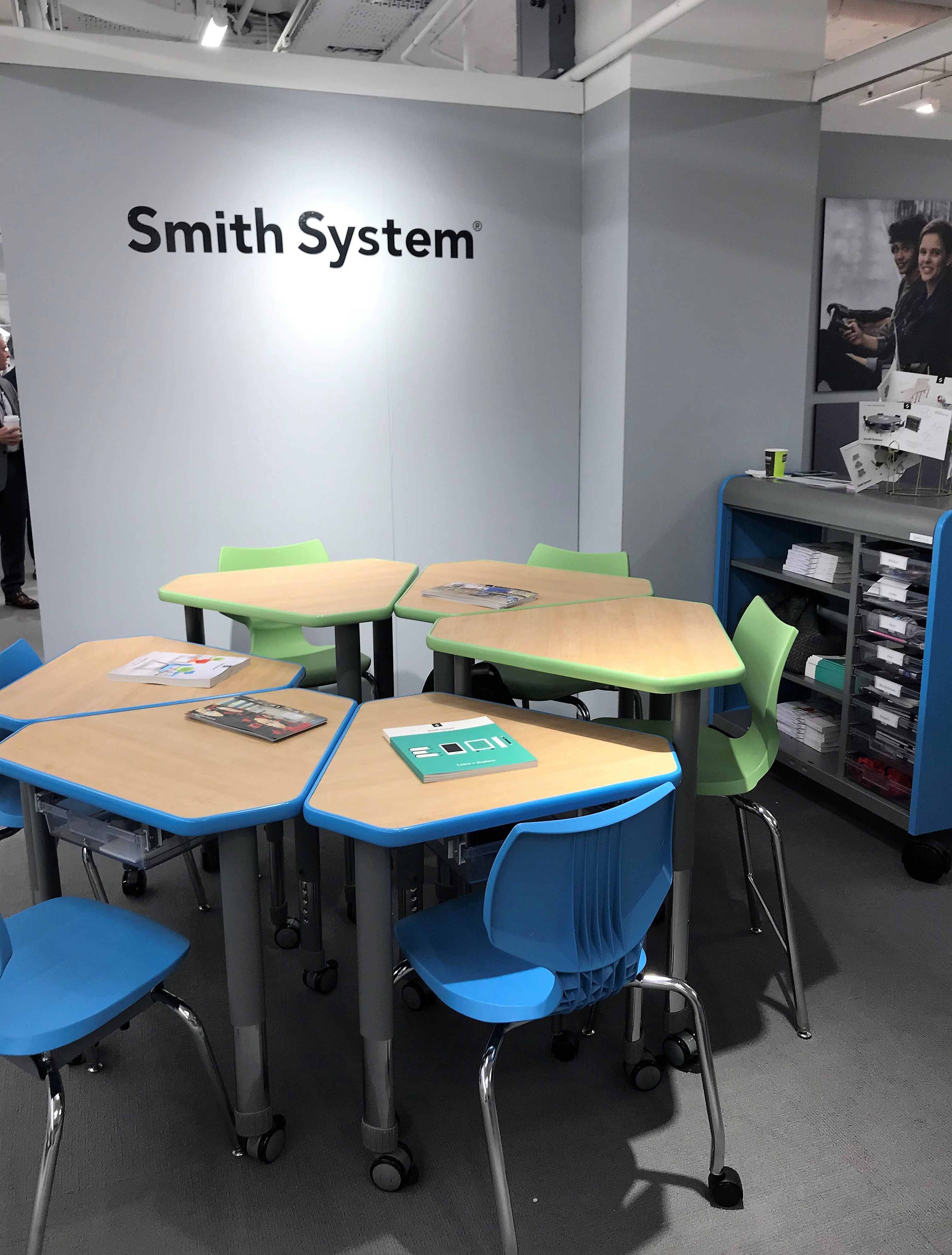 Steelcase Partnership With Smith System Brings A Line Of Furniture