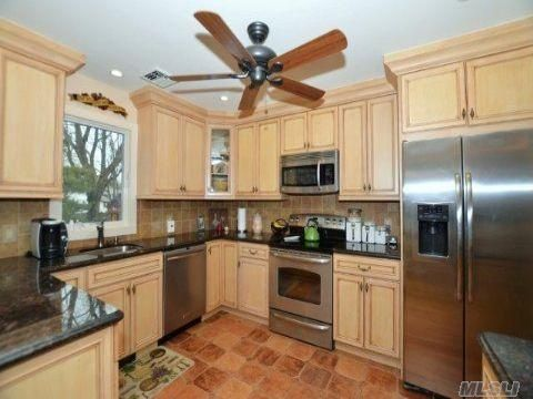 split level kitchen remodeling ideas pictures   Bump out kitchen in ...