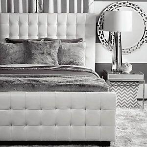 Metropolitan Style Bedroom Furniture  Home decor bedroom, Bedroom