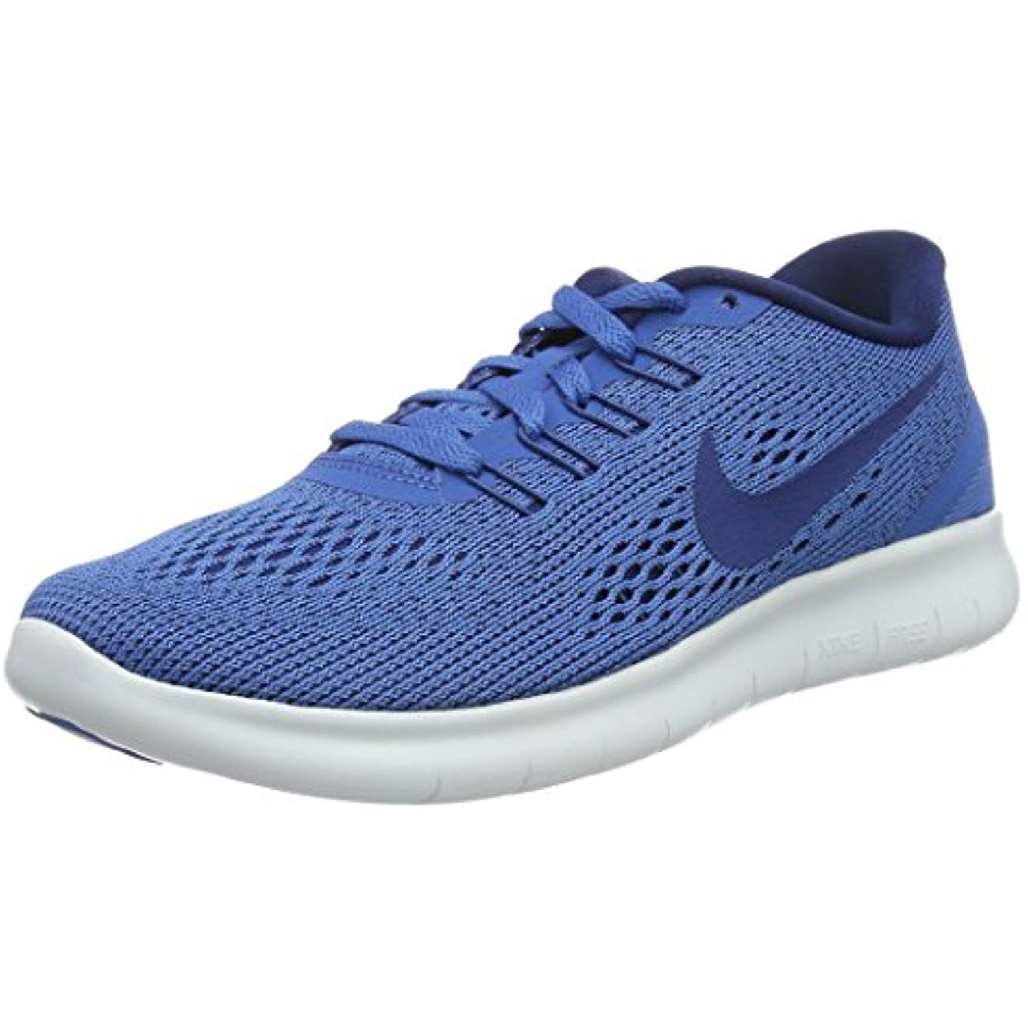 9895f4bf9e82 Women s Free RN Running Shoe Star Blue Off White Coastal Blue 7.5     Learn  more by visiting the image link. (This is an affiliate link)  shoes