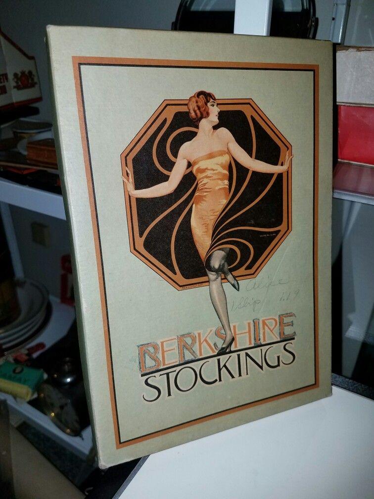 Berkshire stockings box