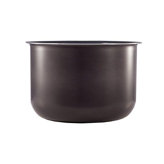 Genuine Instant Pot Ceramic Non-Stick Interior Coated Inner Cooking Pot 6 Quart