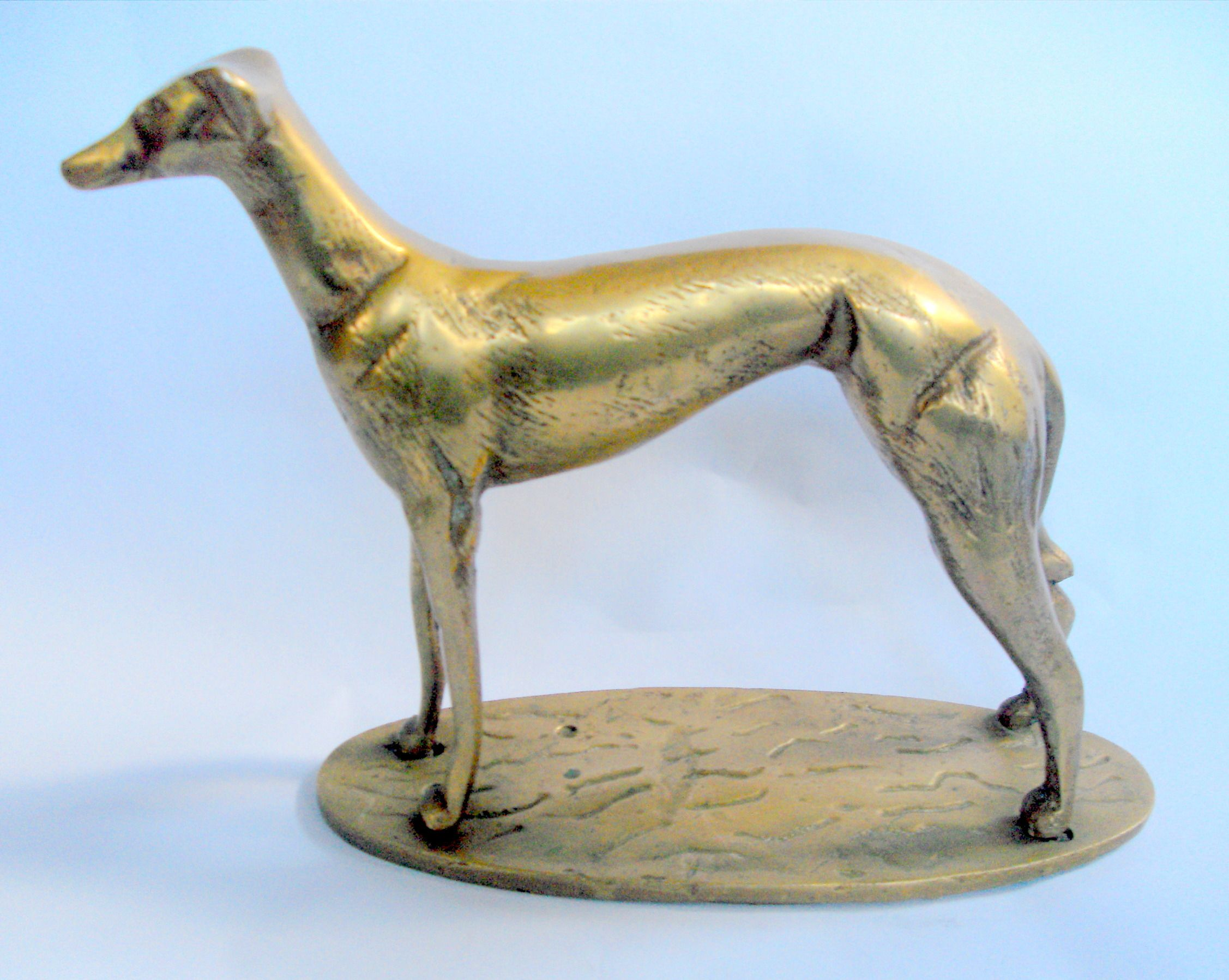 Heavy Greyhound Desk Weight Greyhound Heavy Greyhounds Racing
