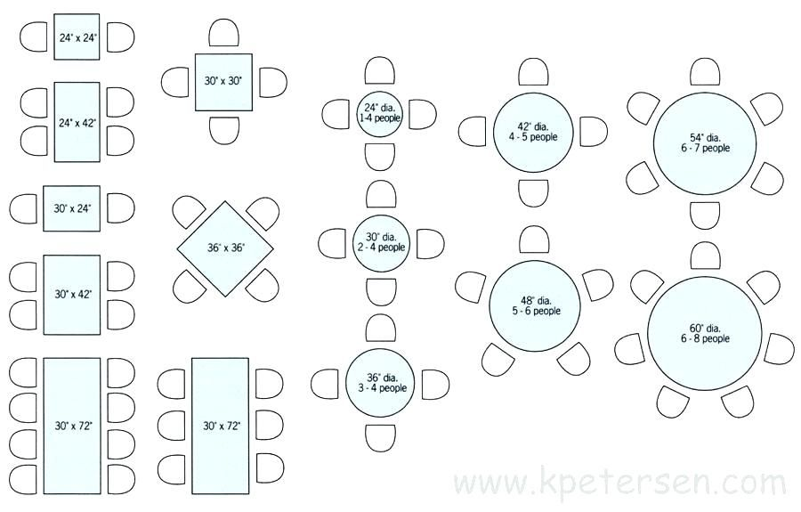 Image Result For Patio Furniture Dimensions Dining Table Sizes