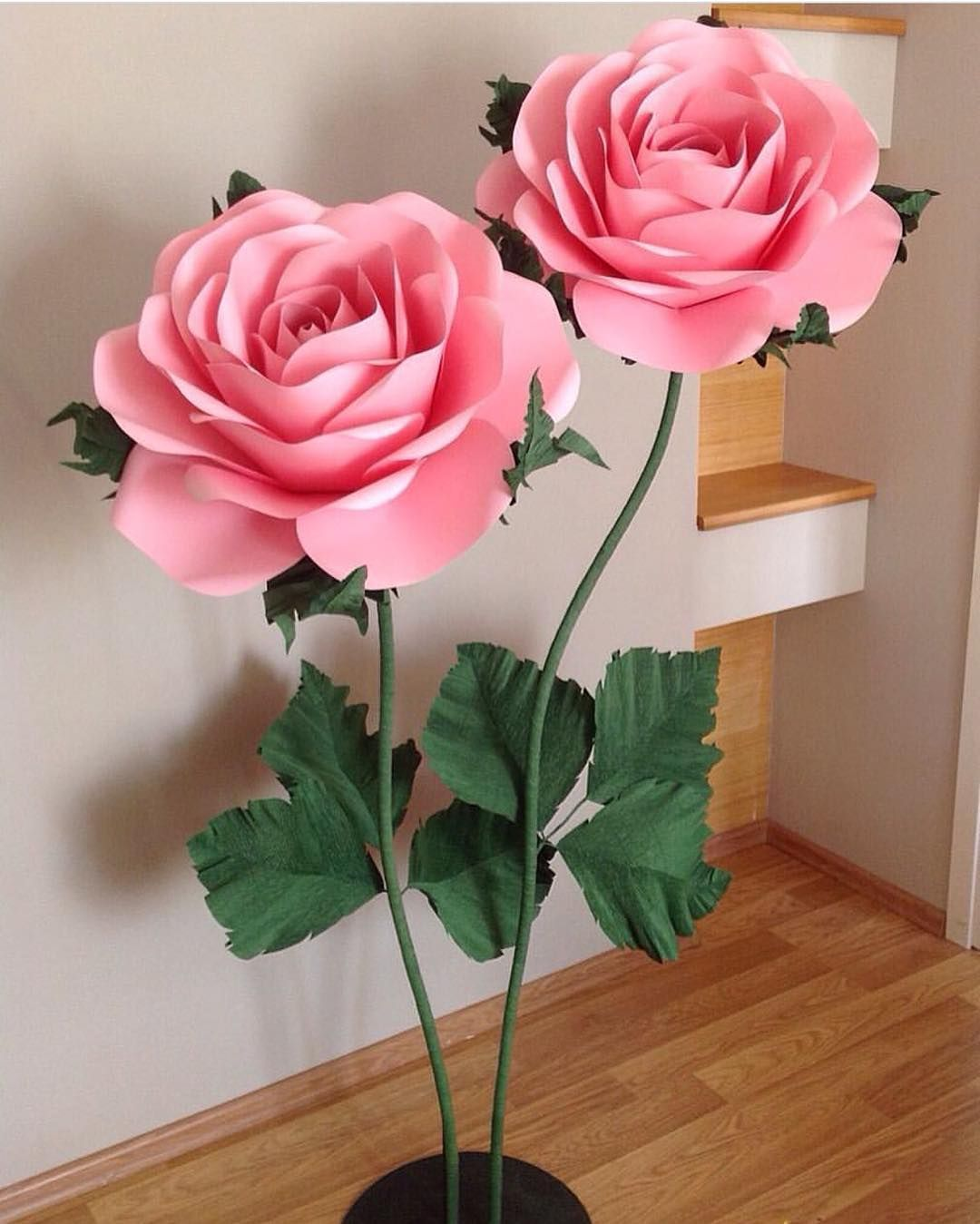 14474282_544202069102584_1391227163729985536_n.jpg (1080×1349) | Kağıt  çiçek, Büyük çiçekler, Çiçek