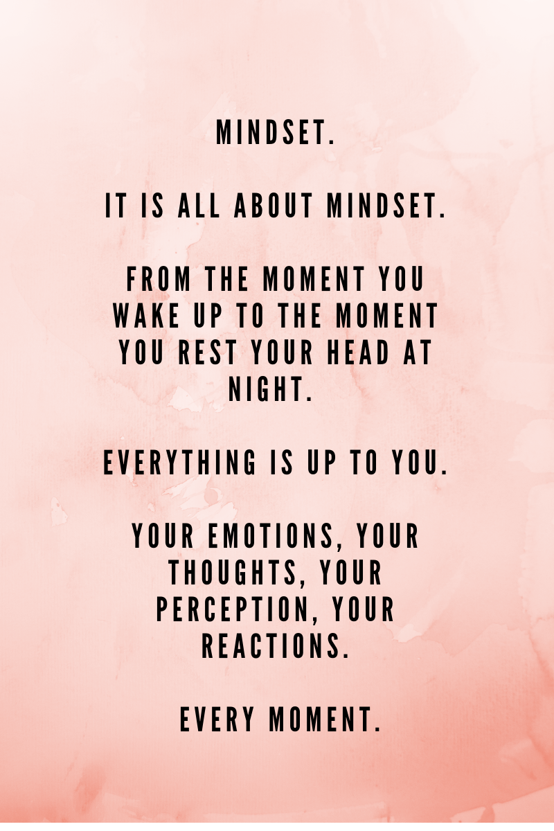 Mindset Quote Monday Motivation Quotes Mindset Quotes Morning Quotes