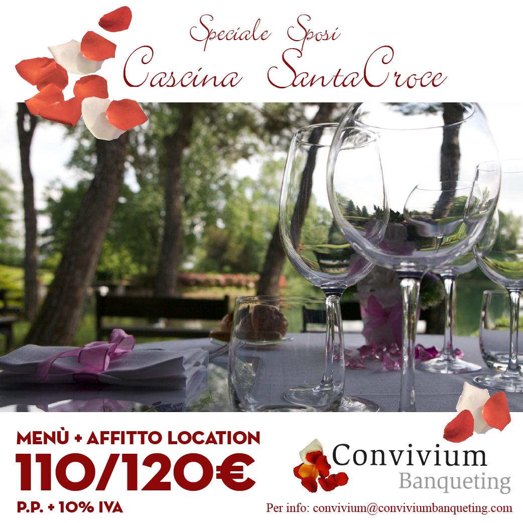 Speciale sposi: Cascina Santa Croce #wedding