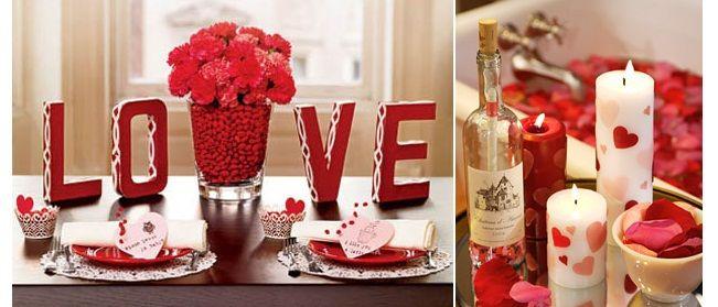 Manualidades de decoraci n para san valent n bloques for Decoracion san valentin pinterest