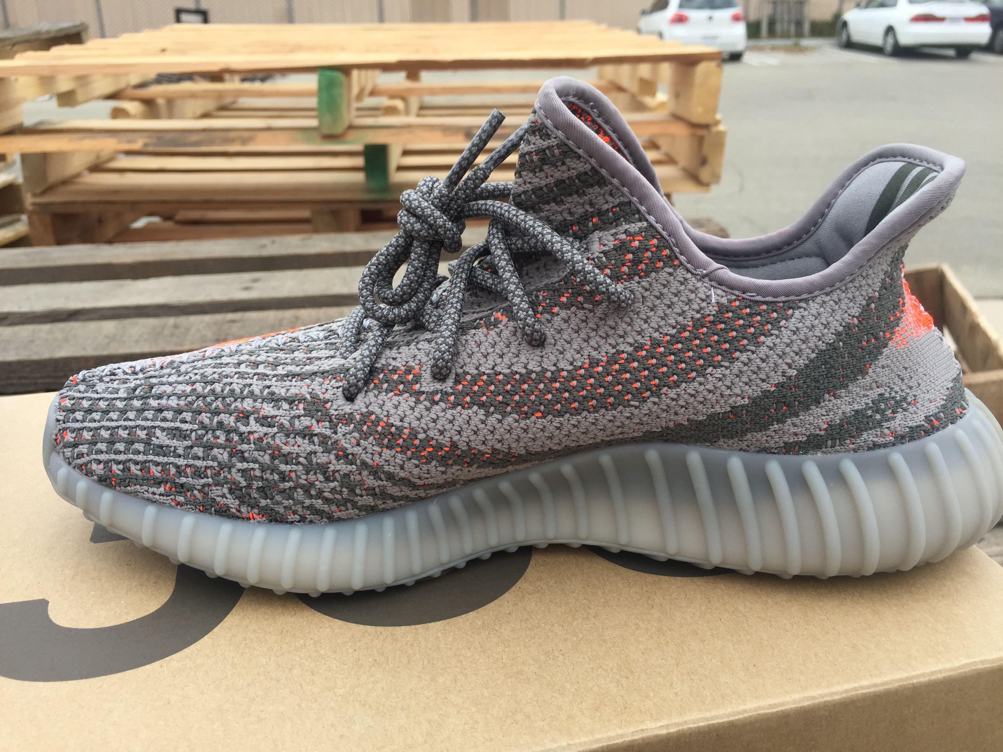 Watch out for all the fake Adidas Yeezy Boost 350 Beluga's, get a 34 point
