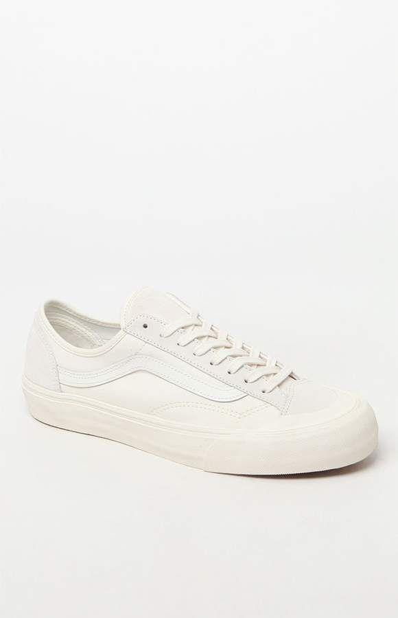 Vans Style 36 Decon SF White Shoes  211d8dd8b