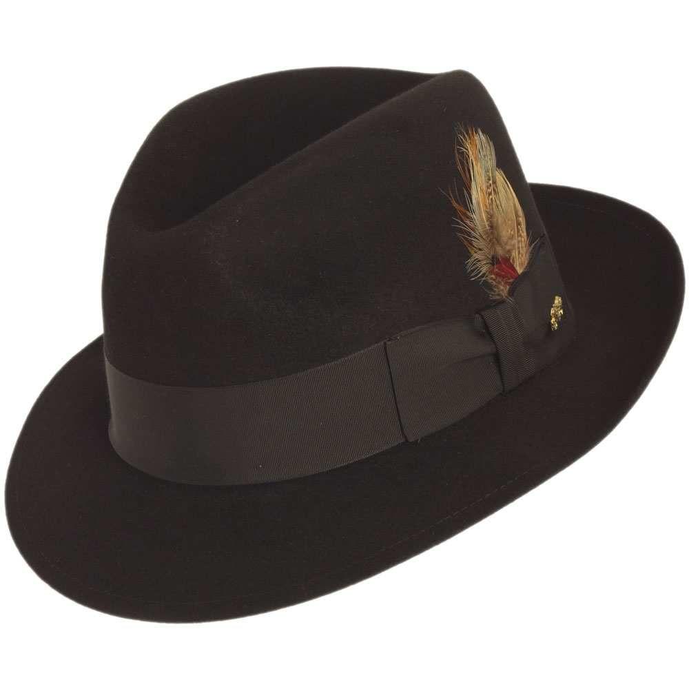 71bf5b439a329 Dobbs Savoy Fedora Hat in 2019