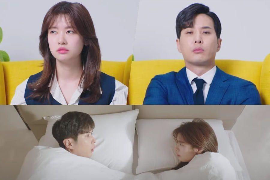 Watch: Jung So Min And Kim Ji Suk Dramatically Butt Heads In New Drama Teaser