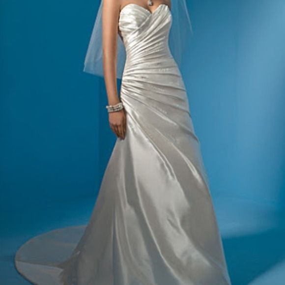 Alfred Angelo Wedding Dress Alfred Angelo Wedding Dress Wedding Dresses Wedding Dresses Satin