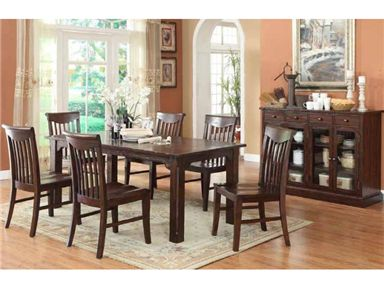 Shop For ECI Table, And Other Dining Room Dining Tables At Andreas Furniture  Company In Sugar Creek, OH. This Table Makes A Smart Addition.