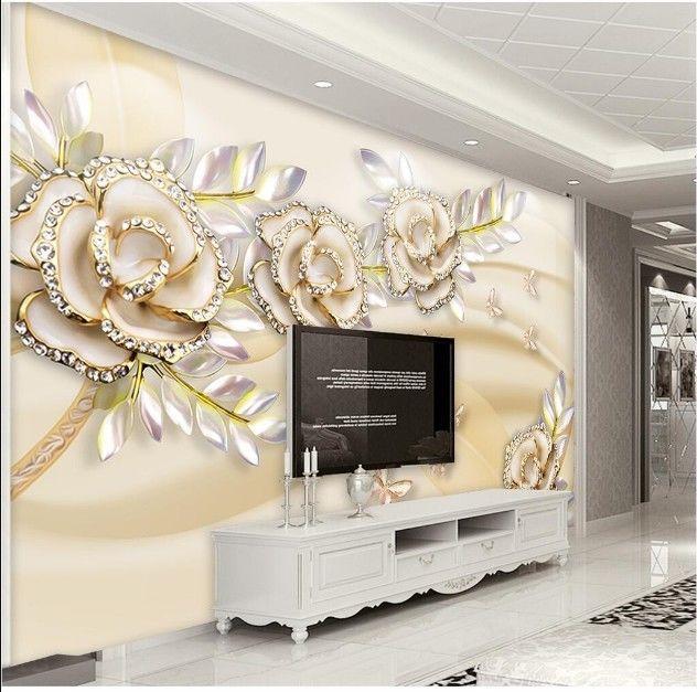 Wallpaper Murals Ebay Home Garden Decor Luxury European Style Home Decor