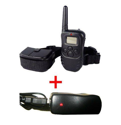 Rechargeable Wireless LCD digital Smart Electric Shock training collar Dog Pet System: http://www.amazon.com/Rechargeable-Wireless-digital-Electric-training/dp/B004DMV1BI/?tag=httpbetteraff-20